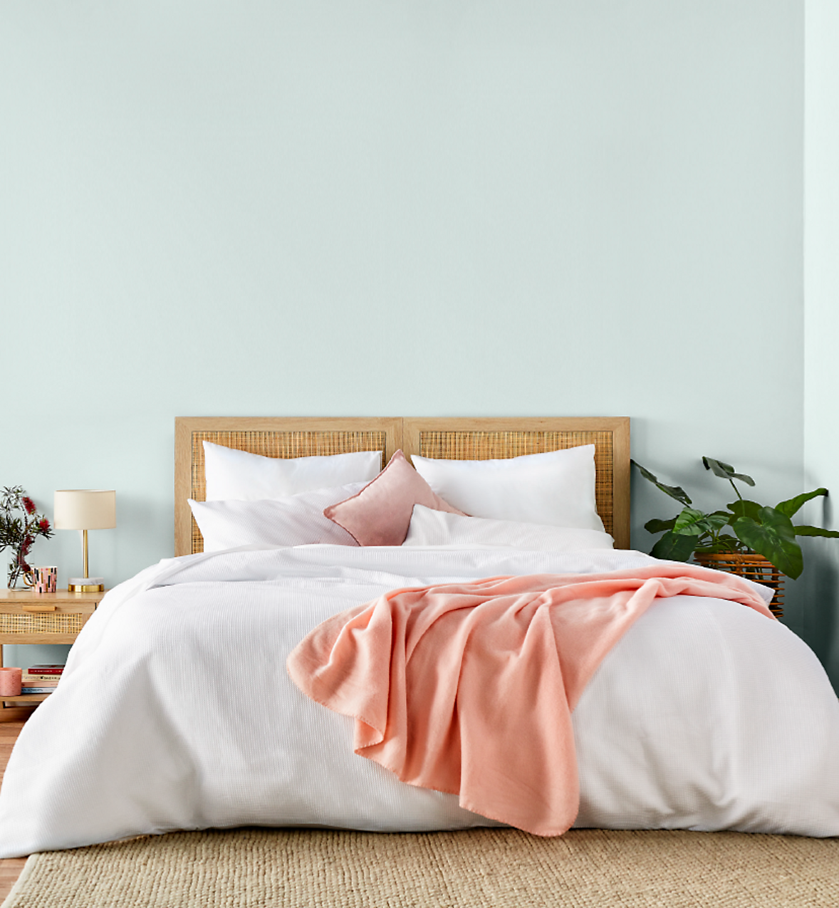 Spring Refresh freshen up the bedroom with our bedding range