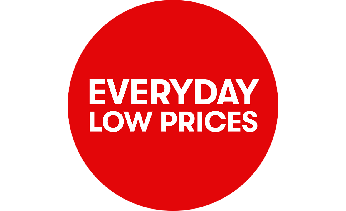 Everyday Low Prices at Big W
