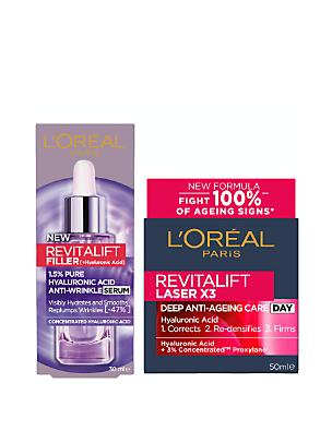 40% off L'Oreal skincare