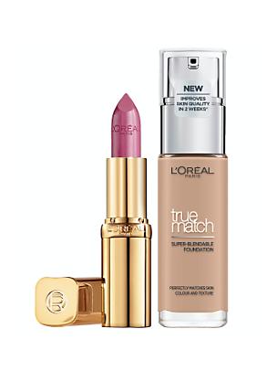 40% off L'Oreal cosmetics