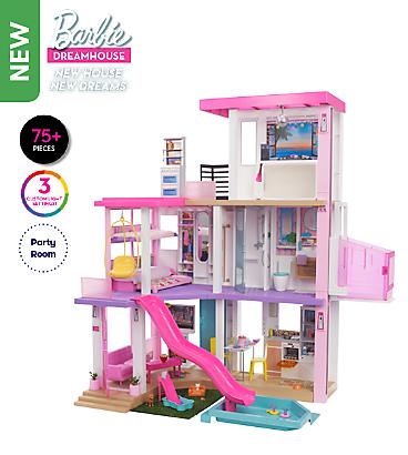 Shop Barbie Dreamhouse