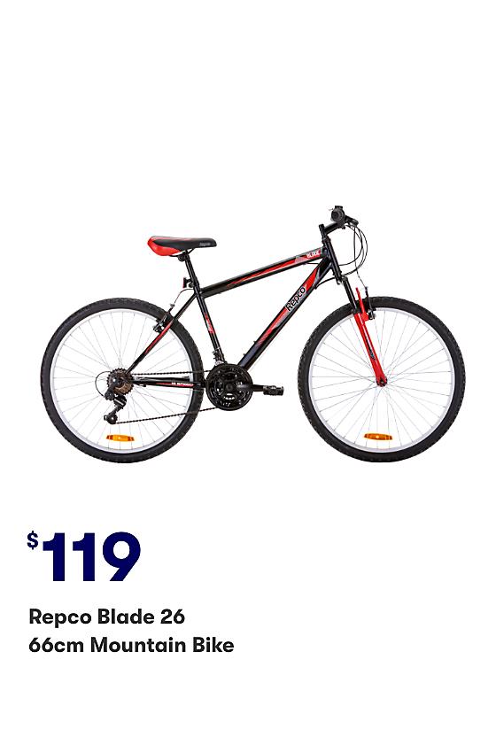 Shop Repco Blade 26 66cm Mountain Bike