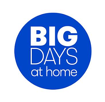 Big Days at Home Logo