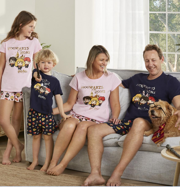 Harry Potter Family Pyjamas