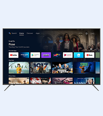 Smart TVs at great prices