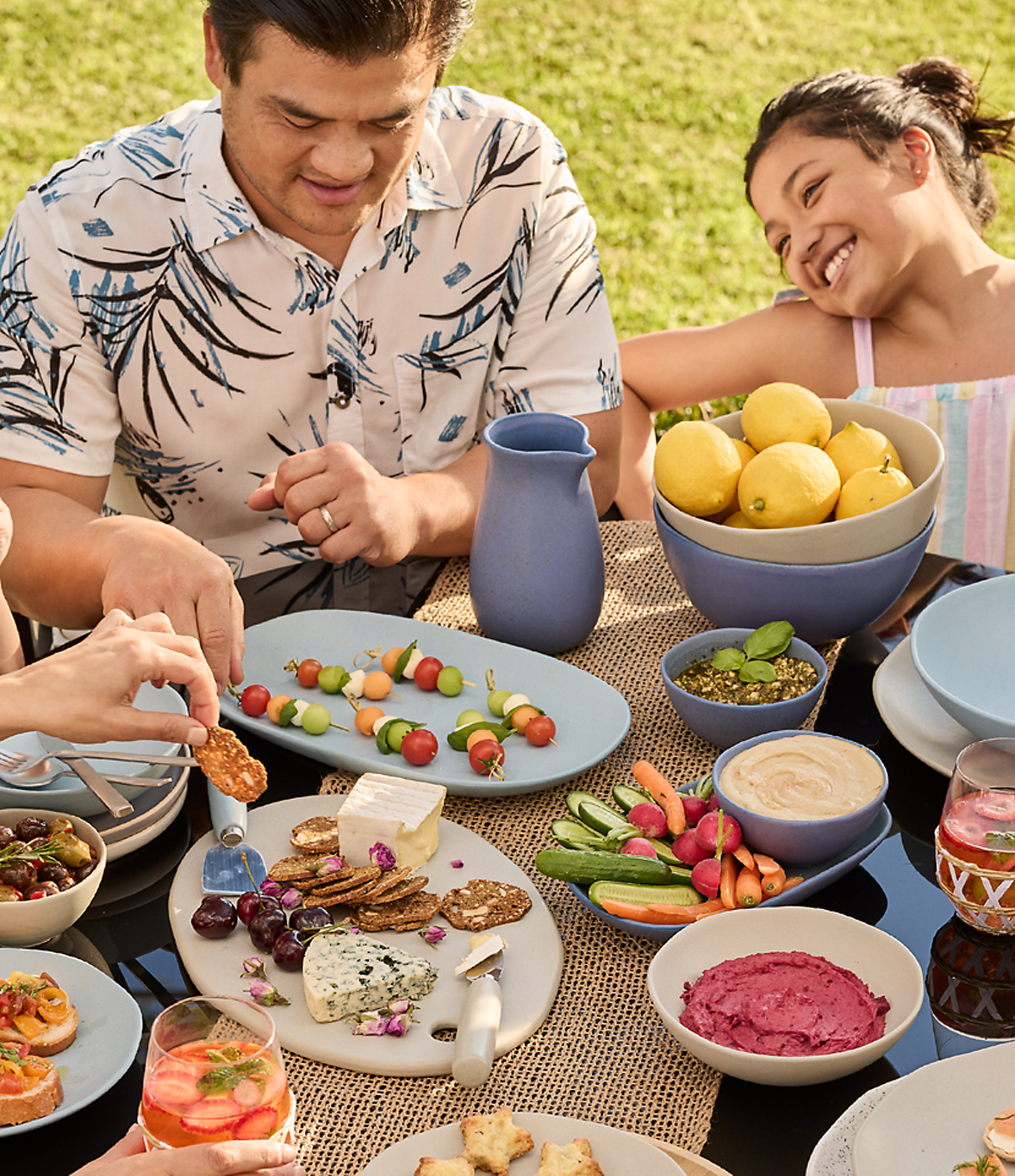 Shop everything you need for the perfect picnic