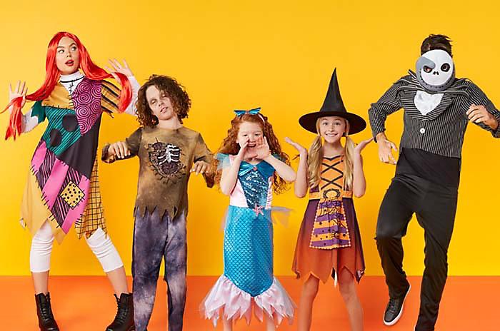 Fright Night Halloween Costumes