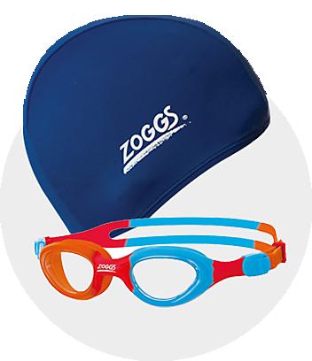 Shop Swimming Goggles & Caps