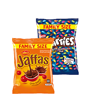 $4 Nestle or Allens value bags
