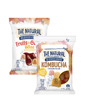 $1.50 The Natural Confectionery Co. medium bags