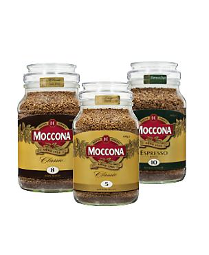 Moccona varieties