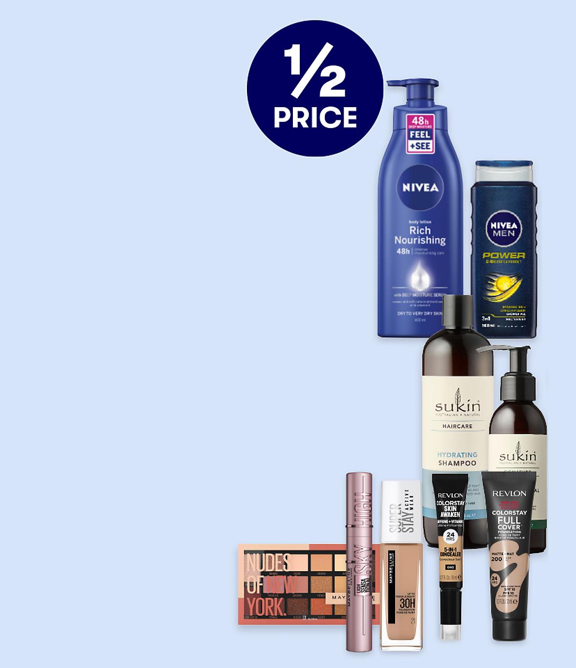 Big Beauty Brands on sale