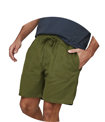 Men's Green Shorts