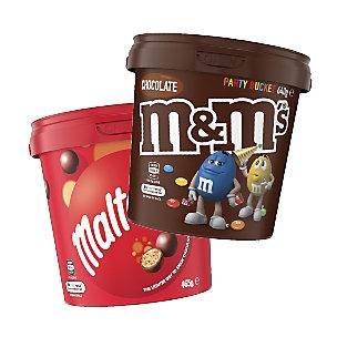 Mars Assorted Buckets