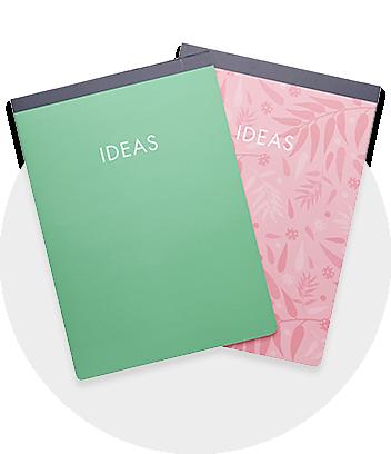 Shop Paper & Notebooks