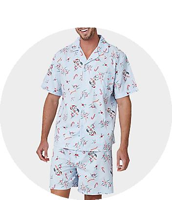 mens christmas pyjamas