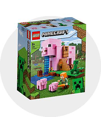 Shop LEGO Minecraft
