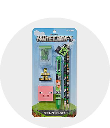 Shop Minecraft Stationery