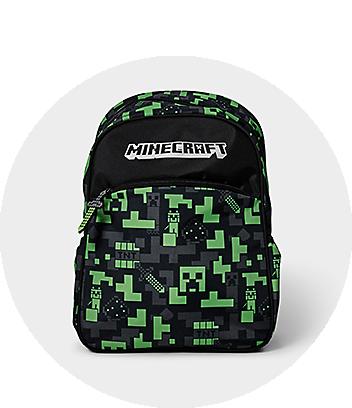 Shop Minecraft Luggage & Backpacks