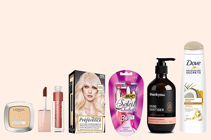 Big Brand Beauty Bargains