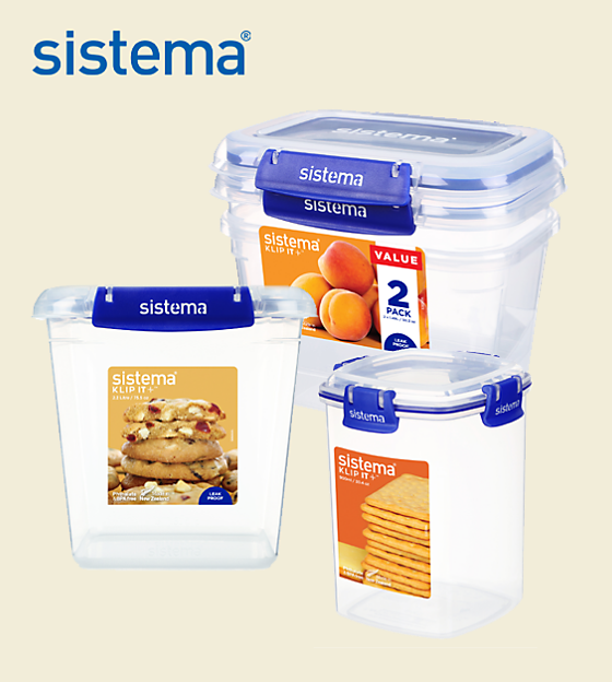 Save on Sistema Storage