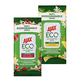 Ajax 110 pack multipurpose wipes