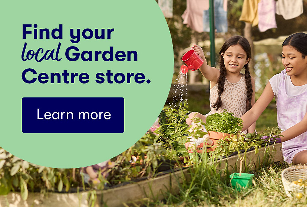 Find your local Garden Centre store.