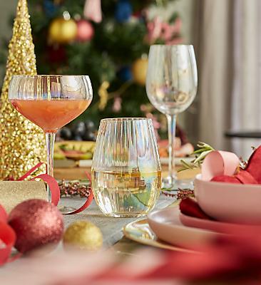 Christmas Cups & Glasses