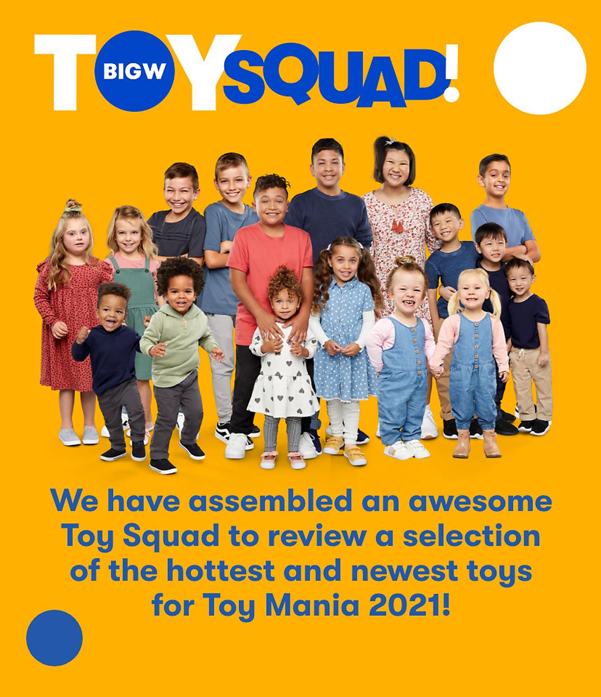 Toy Squad