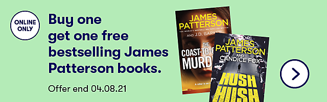 Buy one get one free James Patterson books