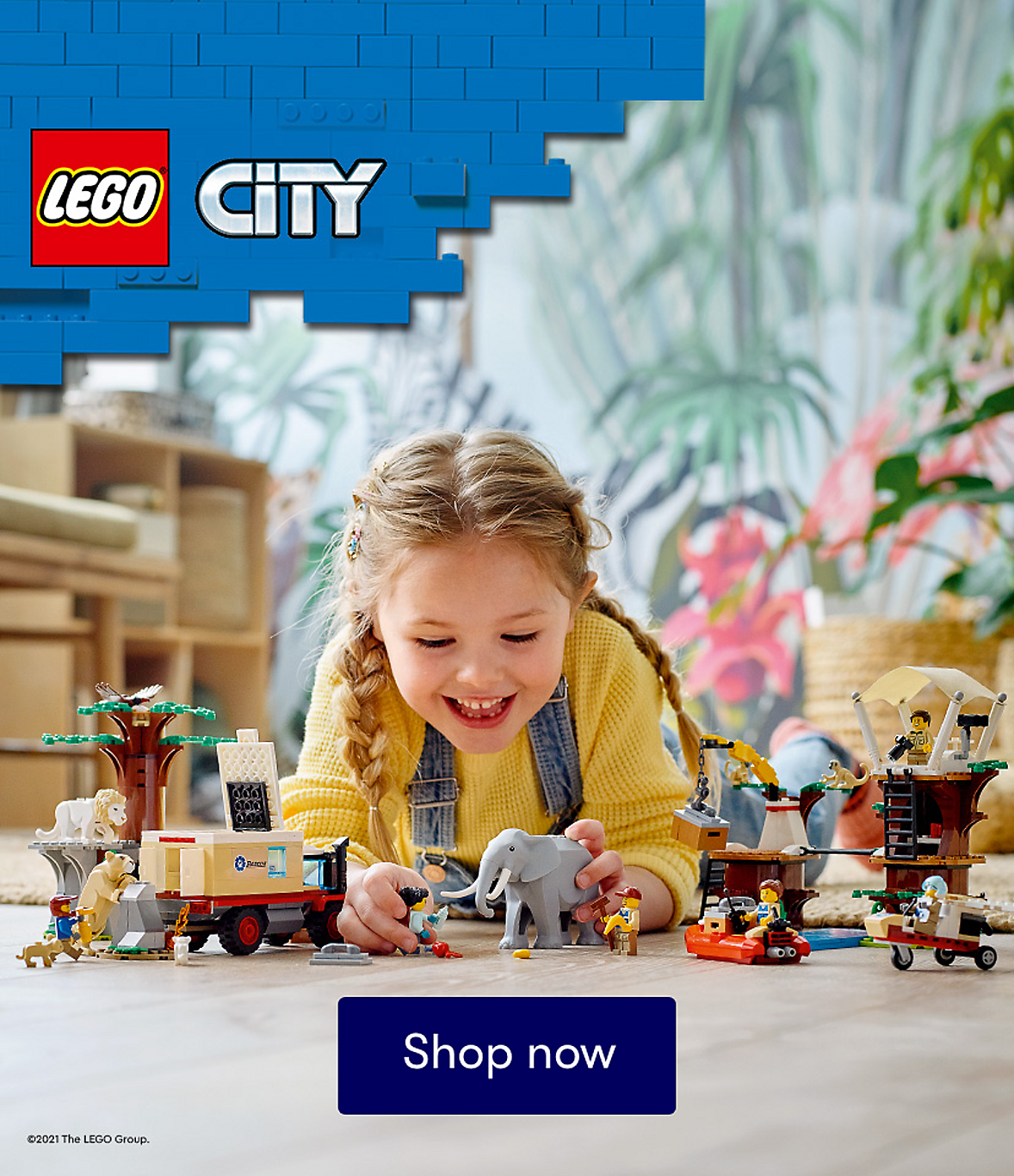Shop LEGO City at the best prices at Big W