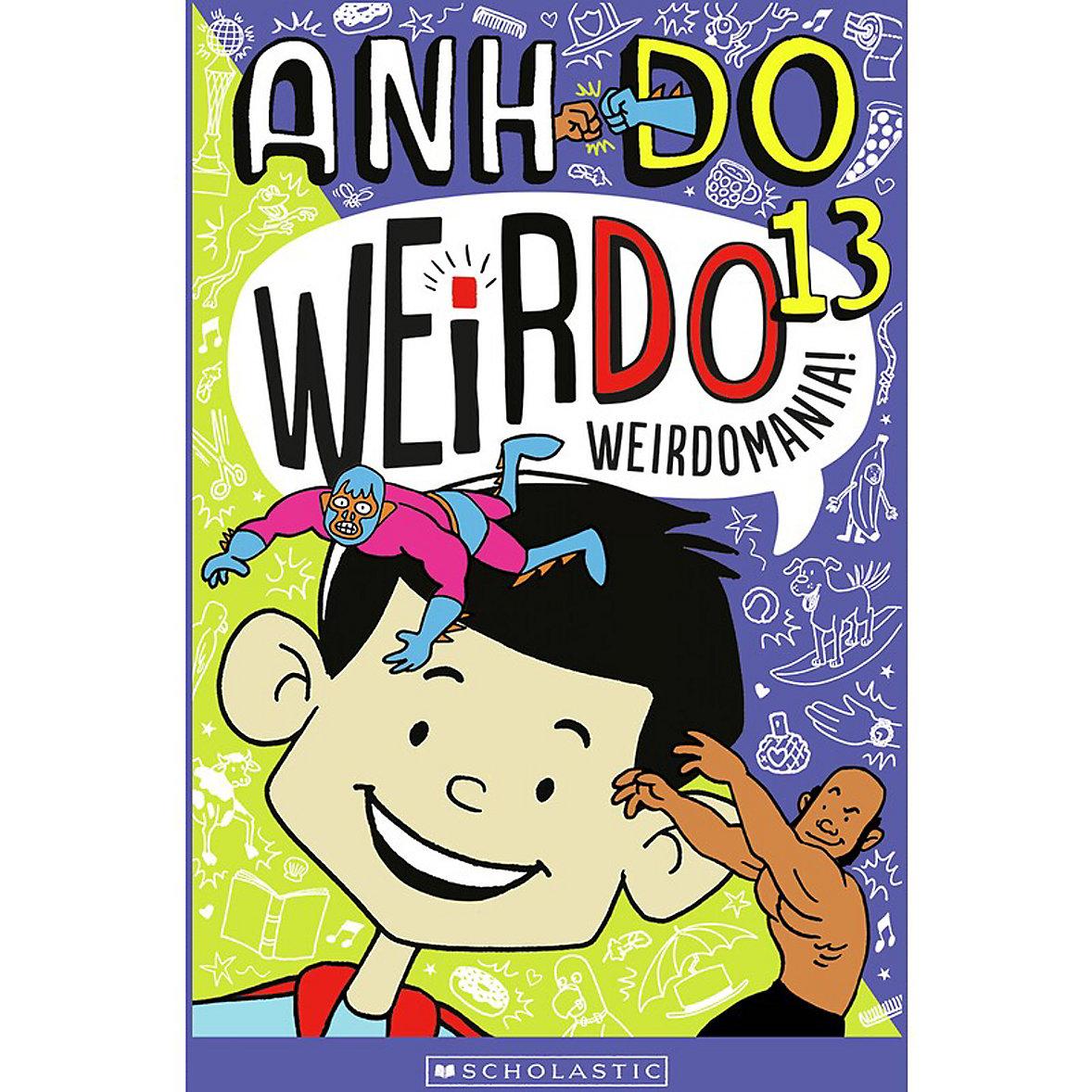 WeirDo 13 - Anh Do
