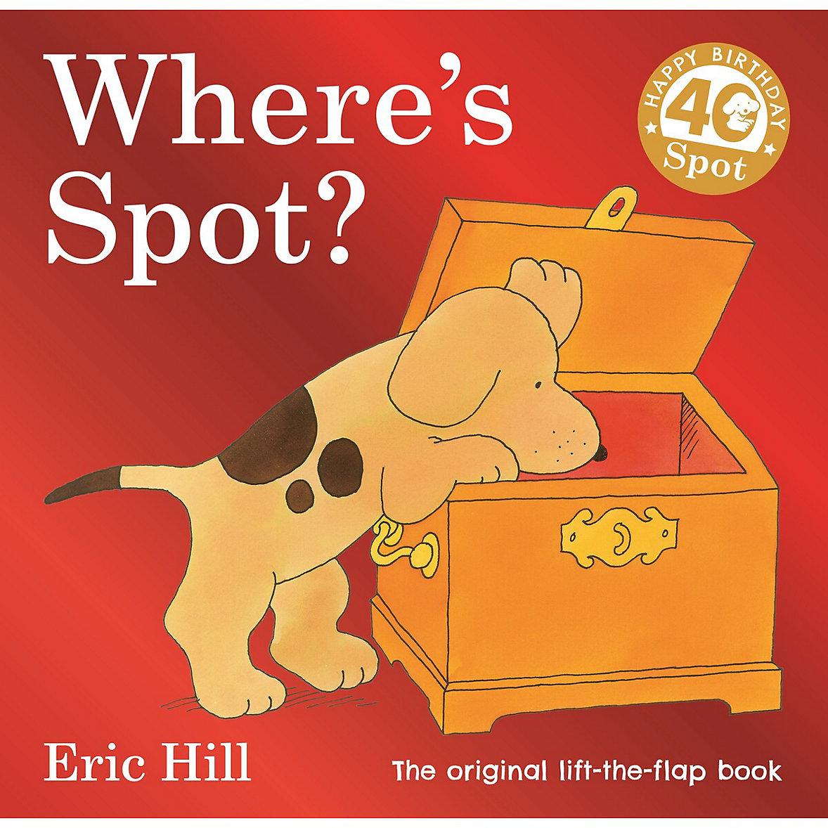 Where's Spot - Eric Hill