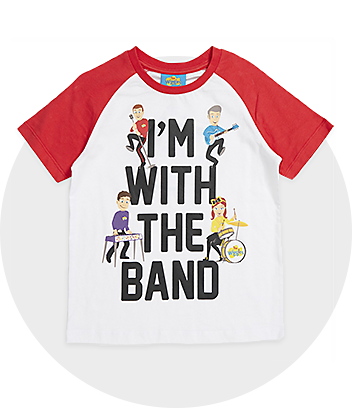 The Wiggles Kids Clothing