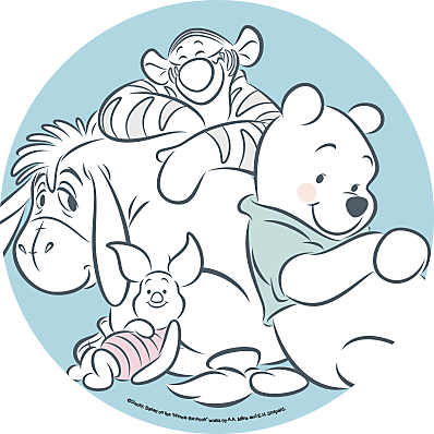 Winnie the Pooh - Activities for Kids