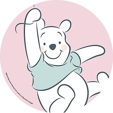 Winnie the Pooh - Nursery DIY