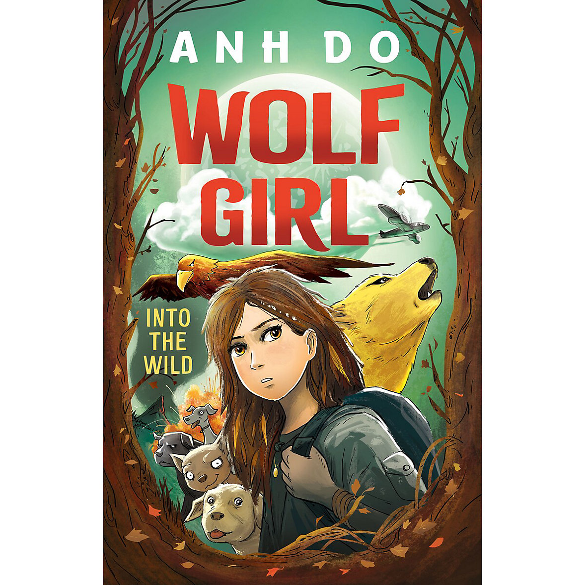Wolf Girl - Anh Do