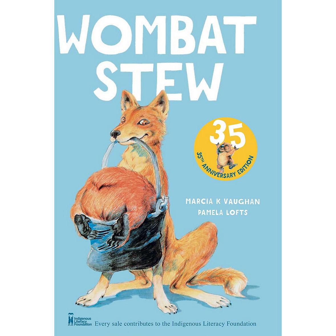 Wombat Stew - Marcia K Vaughan & Pemala Lofts