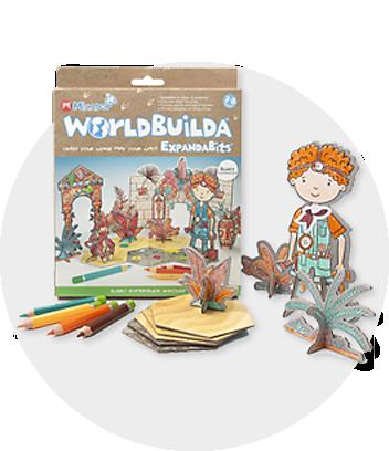 Shop WorldBuilda for Home Schooling
