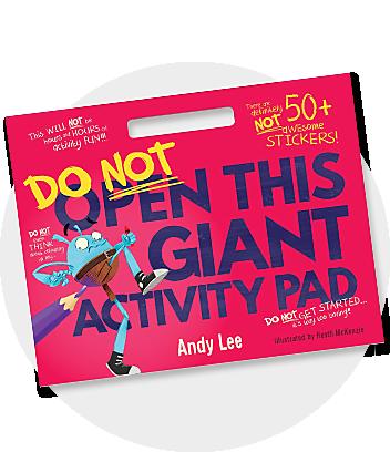 Shop Kids $5 GIANT Activity Pads