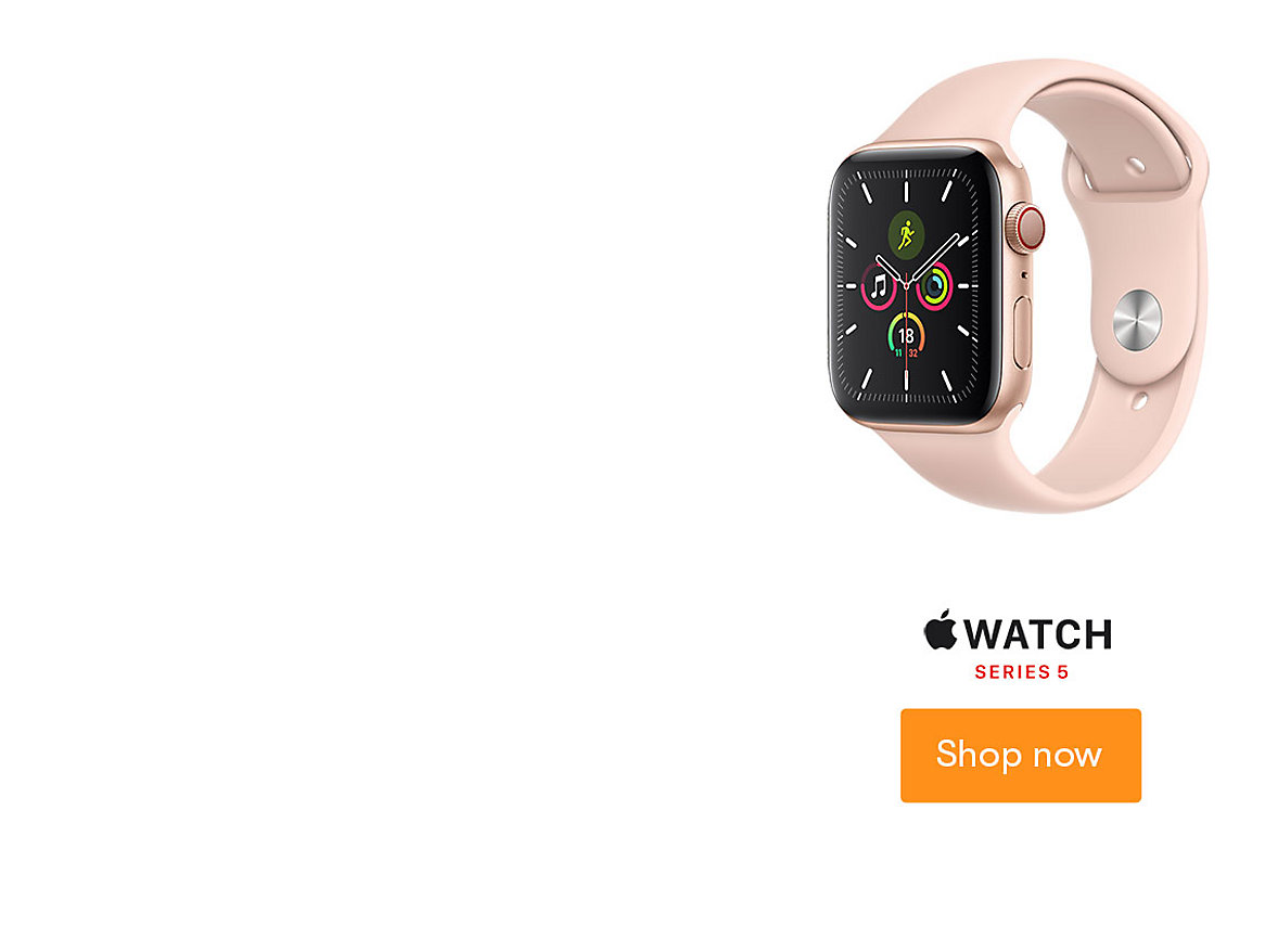 Apple Watch Series 5 Shop Now