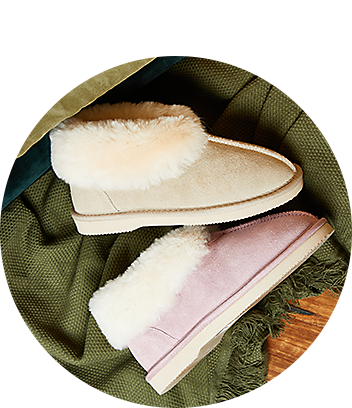 womens grosby slippers