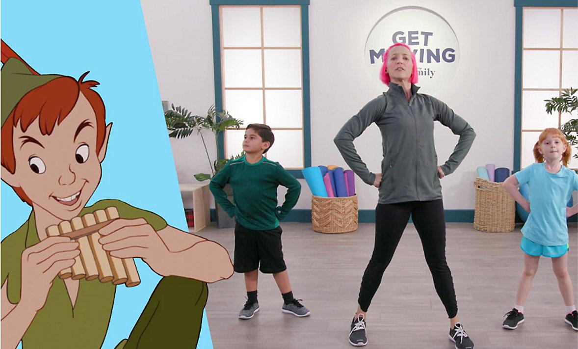 Disney Workouts