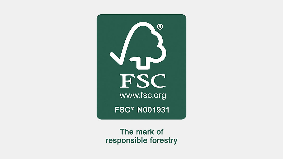 FSC: The mark of responsible forestry
