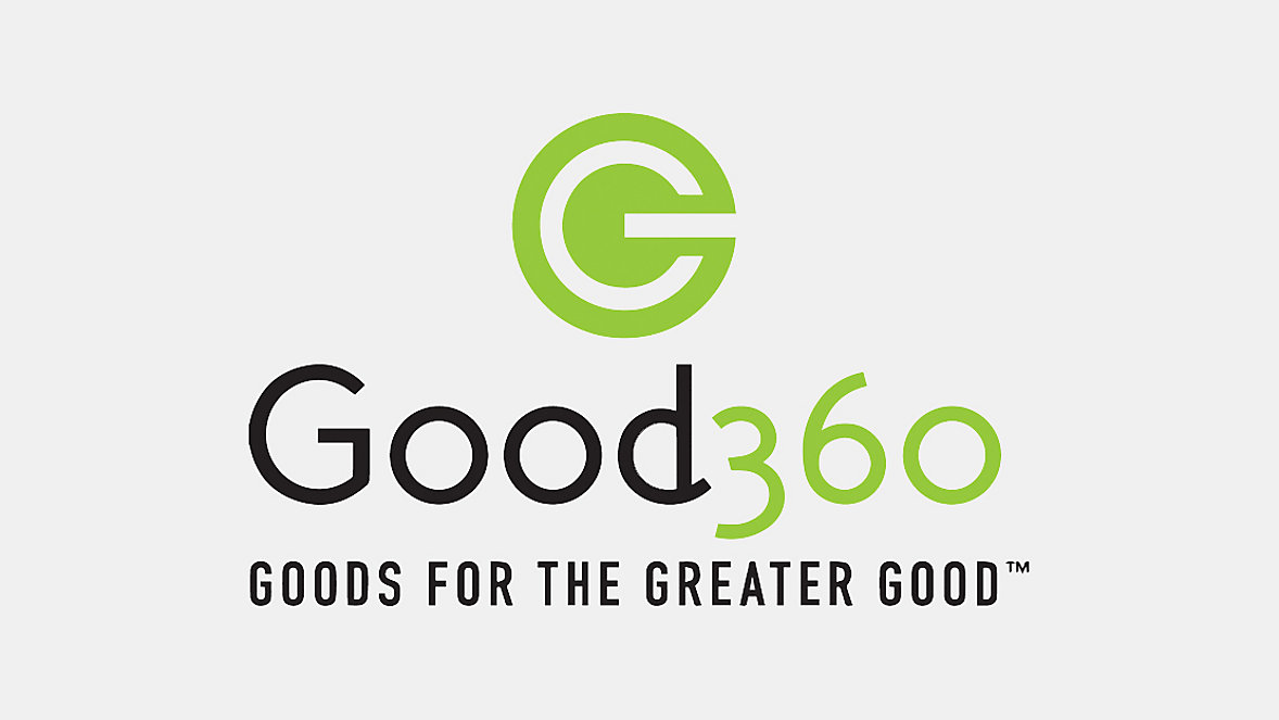 Good 360: Goods for the greater good