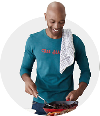 Mens teal long sleeve shirt