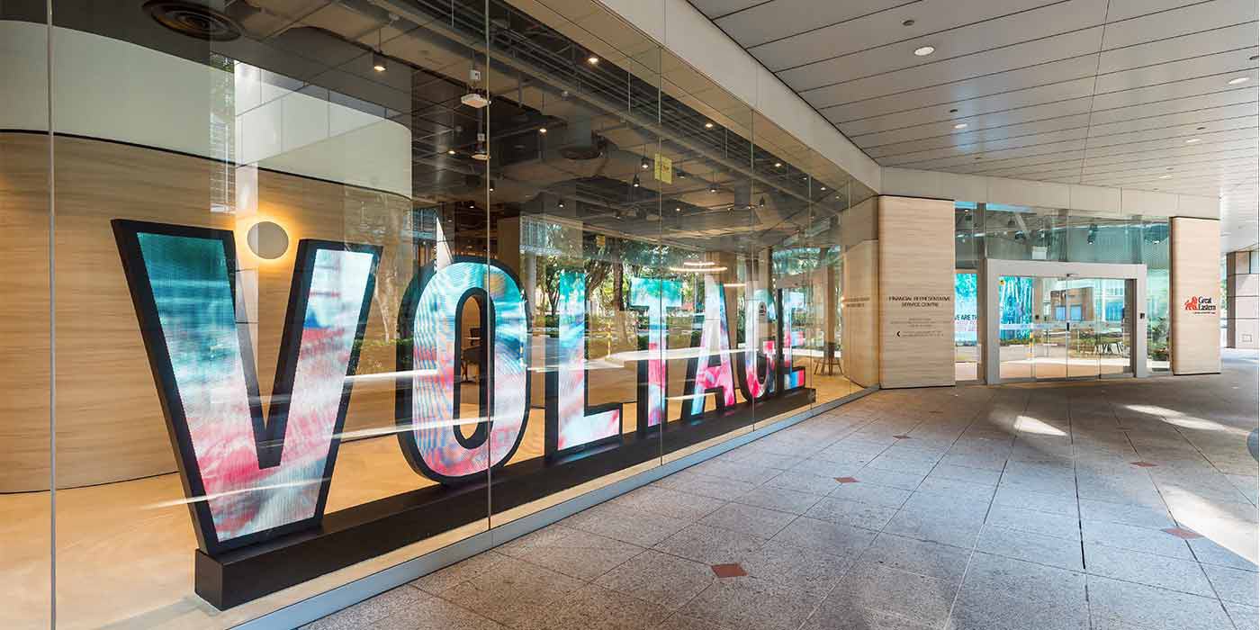 VOLTAGE – The New Career Discovery Space for Financial Representatives