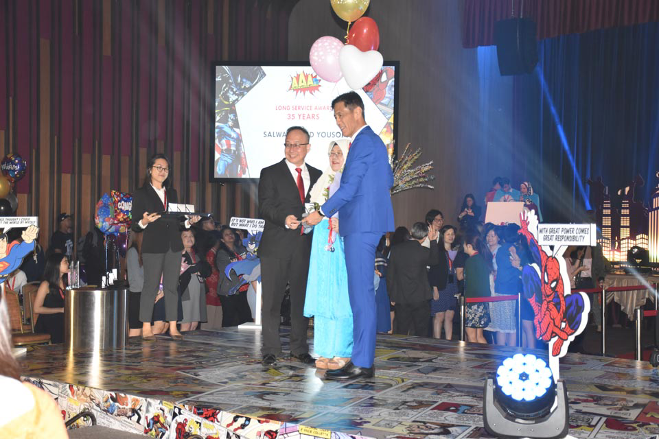 GELM Annual Appreciation Awards