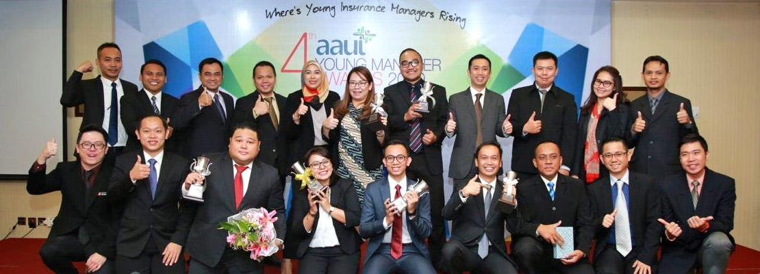 GEGI staff clinches AYAM accolade