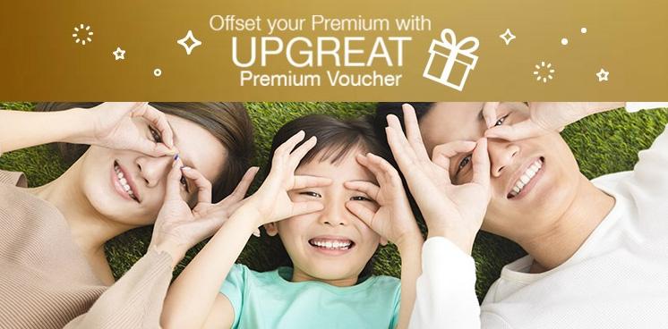 UPGREAT Premium Voucher